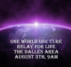 one world one cure CROP