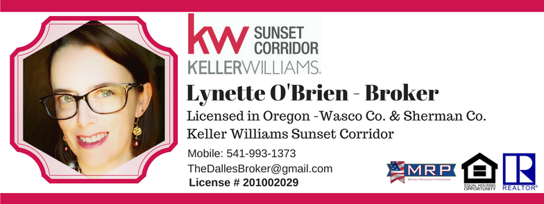 Lynn O'Brien Oregon Broker